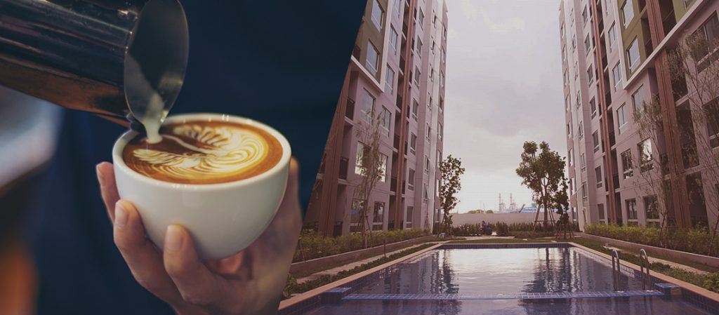 Ladkrabang Cafe
